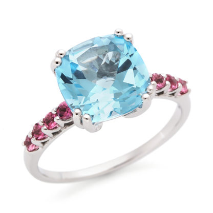 Candy Topaz Ring