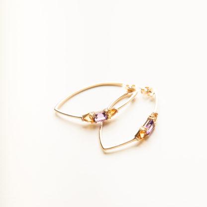 Joy Hoop Earrings
