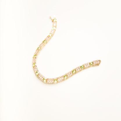 Joy Peridot Bracelet